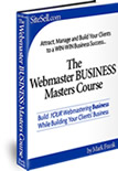 Webmaster BUSINESS Masters Course